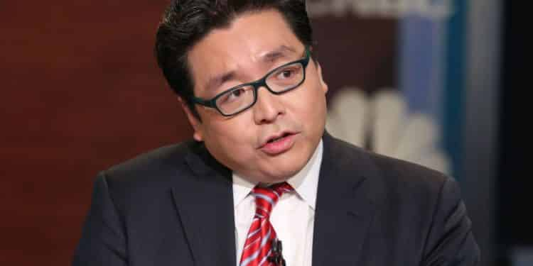 Co Founder of Fundstrat Tom Lee