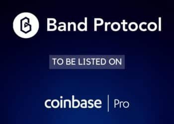 Coinbase Pro Lists Band Protocol (BAND)