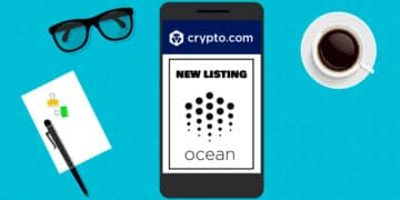 Crypto.Com's New Listing Announcement Overwhelms OCEAN Users