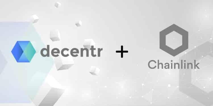 Decentr Streamlines Chainlink's Decentralized Oracles