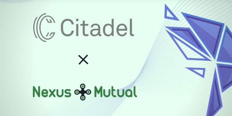 Citadel.one partners Nexus Mutual